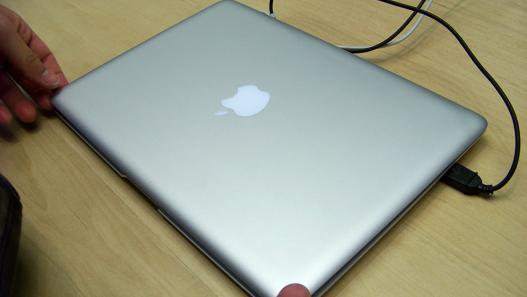 Macbook Air: clique para ampliar